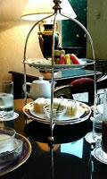 【リーガロイヤルホテル東京】ガーデンラウンジのマリアージュティーセット
